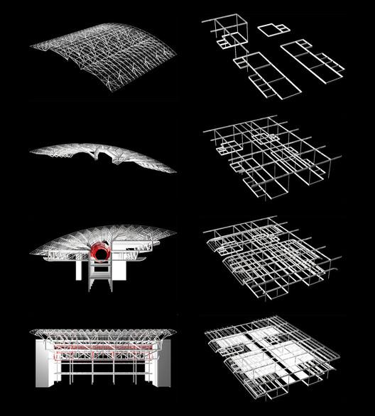 Detalle Estructura