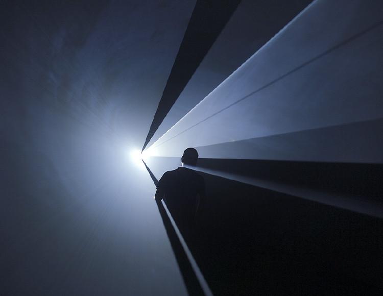 Por primera vez en América se presenta Light Show, una experiencia lumínica, Cortesía de Anthony McCall