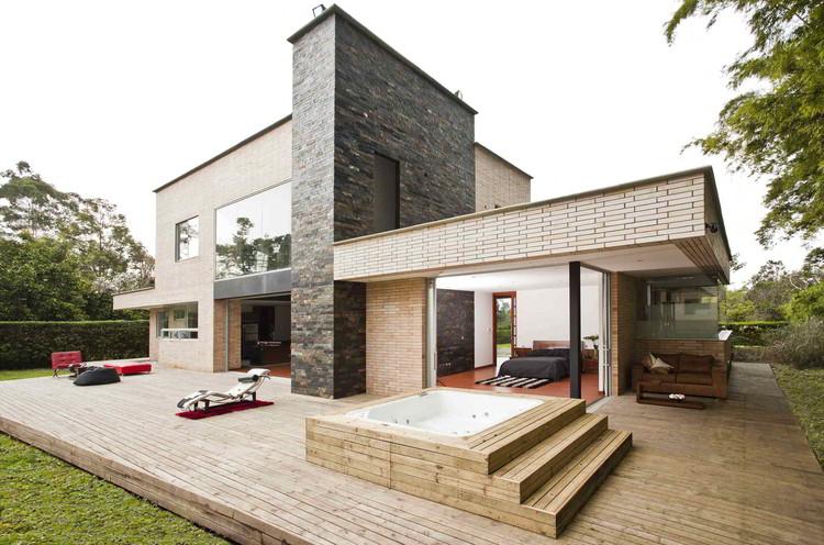 Casa Olaya / David Ramírez Arquitectos, © Camilo Duque