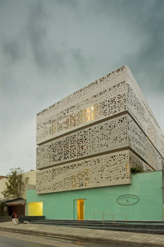 SPA Chairama / Giancarlo Mazzanti + Plan:b arquitectos, © Jorge Gamboa