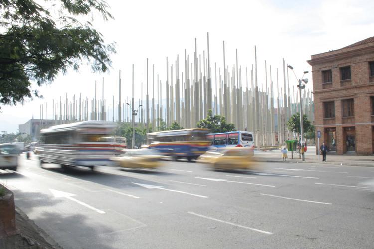 Plaza de Cisneros / Juan Manuel Peláez Freidel + Luís Fernando Peláez, © Juan Manuel Peláez Freidel