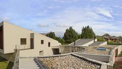 House in Chia / Juan Pablo Ortiz Arquitectos