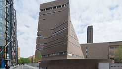 Tate Modern Switch House / Herzog & de Meuron