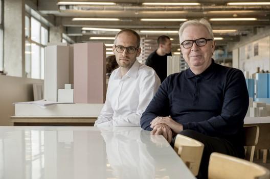 David Chipperfield Selects Swiss Architect Simon Kretz as his Prot�g�