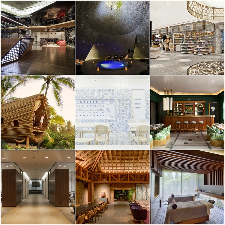 Ganadores mexicanos en los premios IIDA 'Best Interiors of Latin America & the Caribbean 2016'