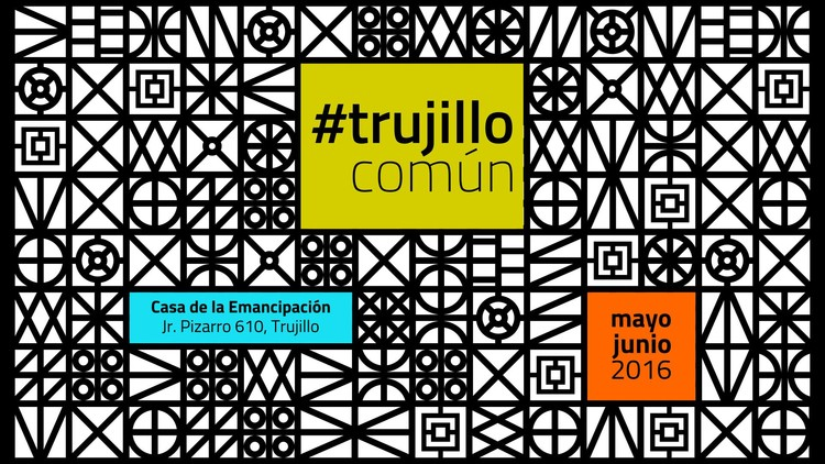 Inauguración de la exposición #trujillocomún / Trujillo, Cortesía de Asociación #espaciocomún