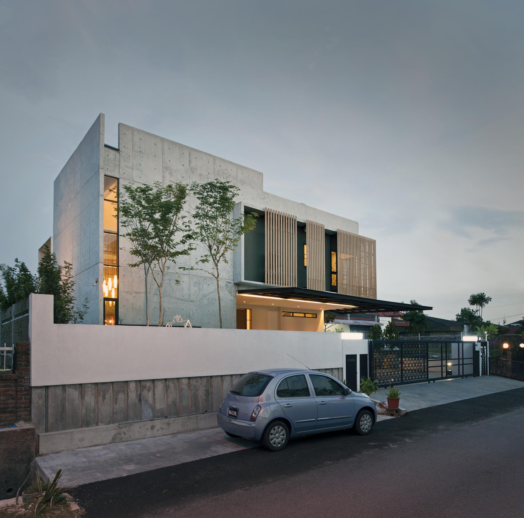 Ss3 house seshan design
