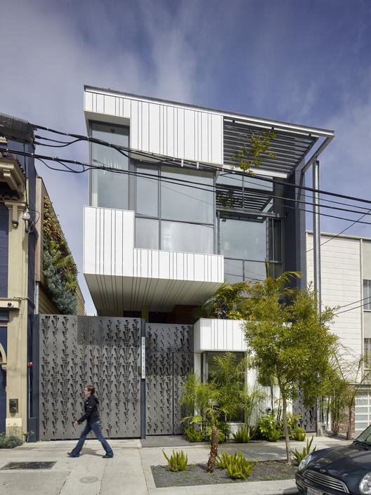 Residencias de la calle Albion / Kennerly Architecture & Planning , © Bruce Damonte