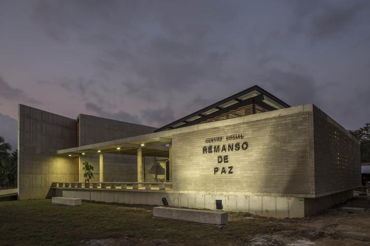 """Casa de la memoria y espacio comunitario """"Remanso de Paz"""" / Taller Sintesis + Angélica Gaviria, © Alejandro Arango"""