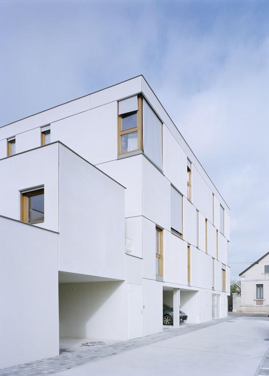 Cortesía de Ateliers O-S Architectes