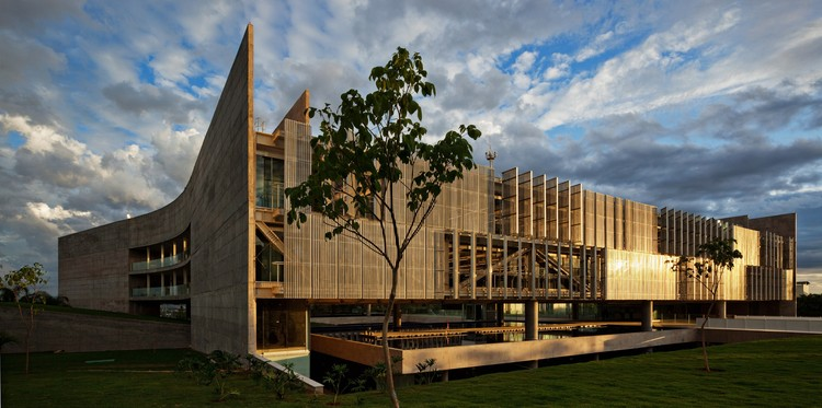 Sebrae Headquarters / gruposp + Luciano Margotto, © Nelson Kon