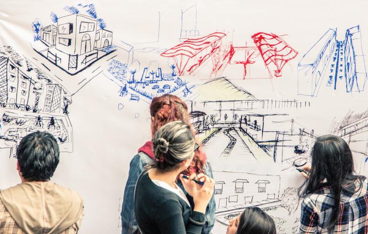 Investigación Fabián Aguilera. Image Cortesía de XIII Bienal de Arquitectura de Costa Rica