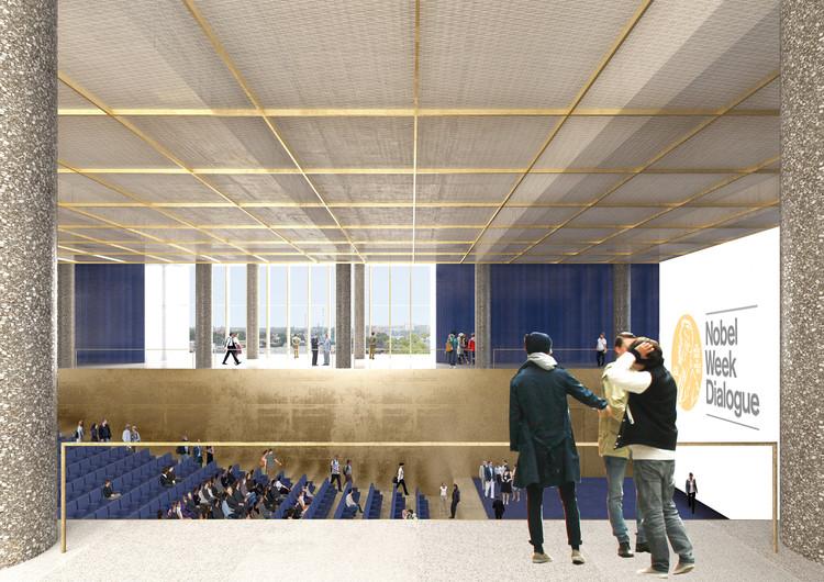 Cortesía de David Chipperfield Architects