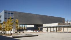 Aulario Campus Científico Tecnológico De Linares / García Torrente Arquitectos