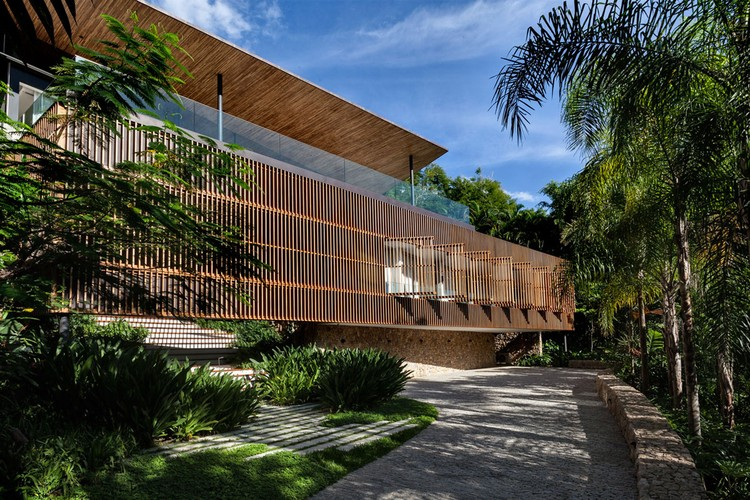 Casa Delta / Bernardes Arquitetura, © Ruy Teixeira