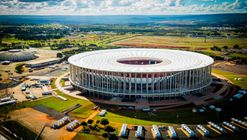 """Estádio Nacional de Brasília """"Mané Garrincha"""" / Castro Mello Arquitetos"""