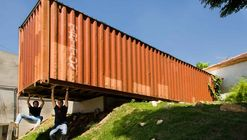 Container Project / H²O Arquitetura