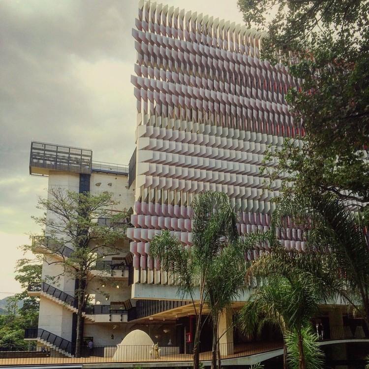 Centro para la Innovación del Cemento y Concreto Argos. Image © Manuela Bonilla