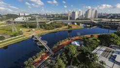 Ponte Friedrich Bayer  / LoebCapote Arquitetura e Urbanismo