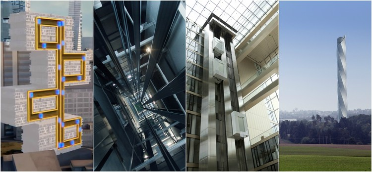 With Recent Innovations, Where Will Elevators Take Us Next?