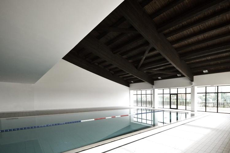 Supreme Sport Village / LAD, © Simone Lanaro, Michelangelo Sabuzi Giuliani