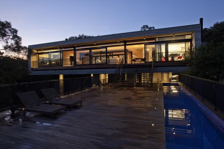 Residência LM / Marcos Bertoldi Arquitetos, © Alessandra Okazaki