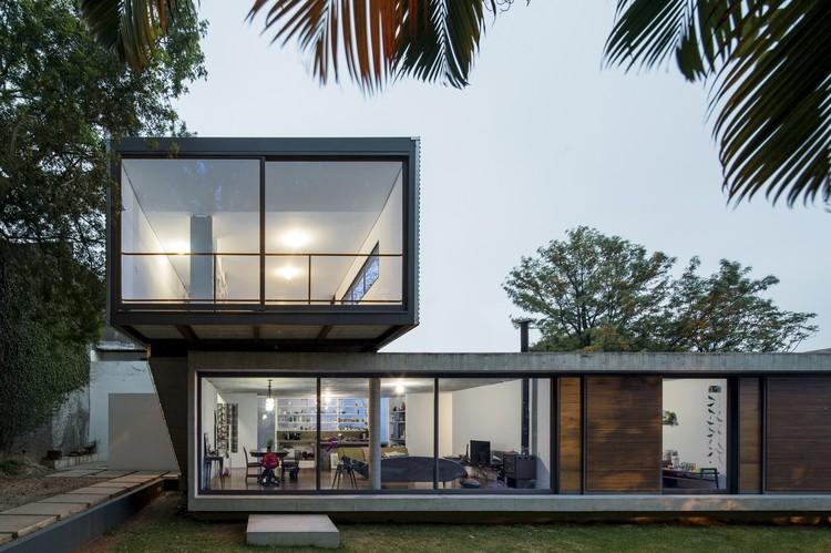 LP House / Metro Arquitetos Associados, © Leonardo Finotti