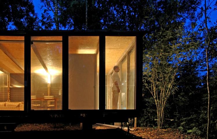 Casa na Mata / NITSCHE ARQUITETOS, © João Nitsche