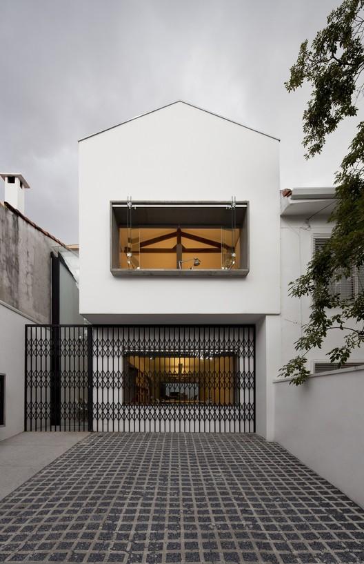 Estudio Luis Anhaia / Zemel + ARQUITETOS, © Maíra Acayaba