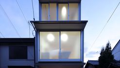 New Kyoto Town House 2 / Alphaville Architects