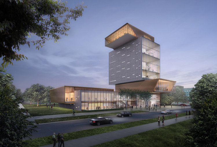 DS+R Reveals Design for the University of Chicago's Rubenstein Forum, Courtesy of Diller Scofidio + Renfro