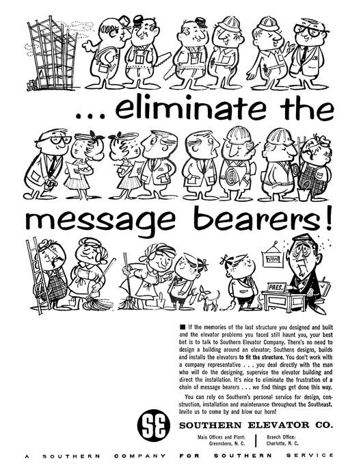 AIA North Carolina, May-June 1970 Page 4. Image via Colossus