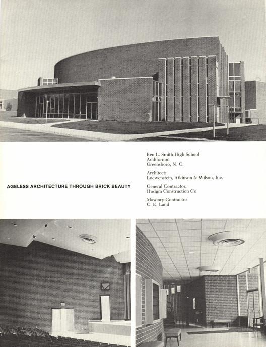 AIA North Carolina, May-June 1970 Page 43. Image via Colossus