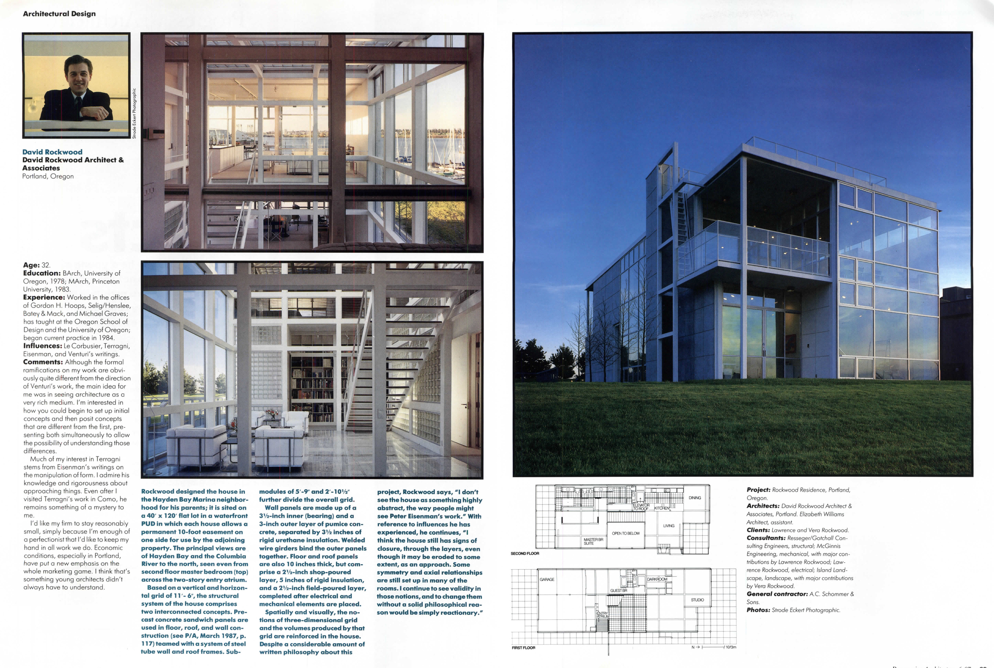 progressive architecture magazine archives