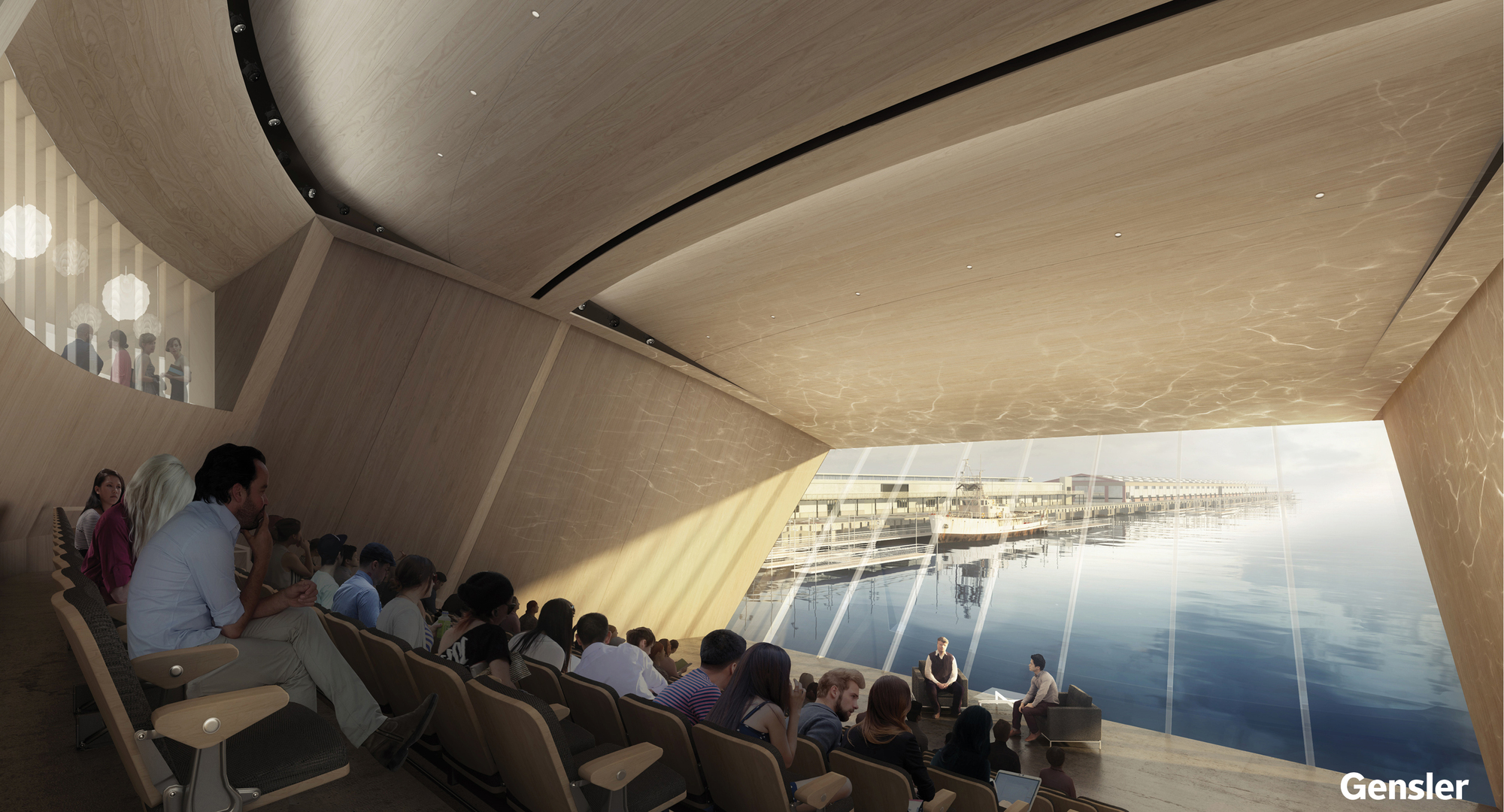 Gallery of gensler unveils design for altasea campus at for Los angeles innovation consultants