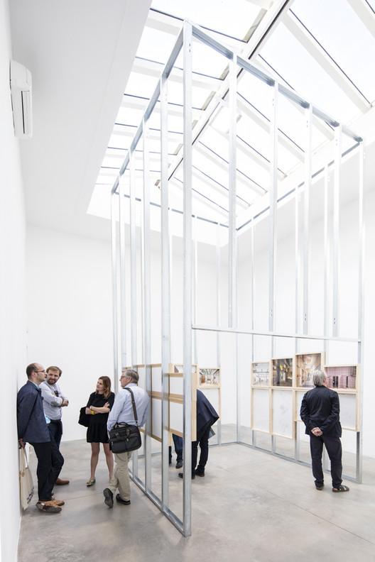 UNFINISHED / comisariada por Iñaqui Carnicero y Carlos Quintáns. Pabellón de España en la Bienal de Venecia 2016. Image © Laurian Ghinitoiu