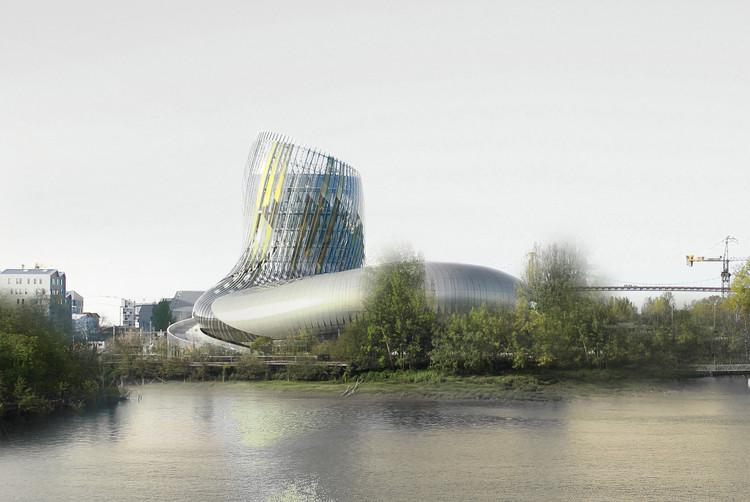 Cité du Vin  / XTU Architects, © Delphine Isart