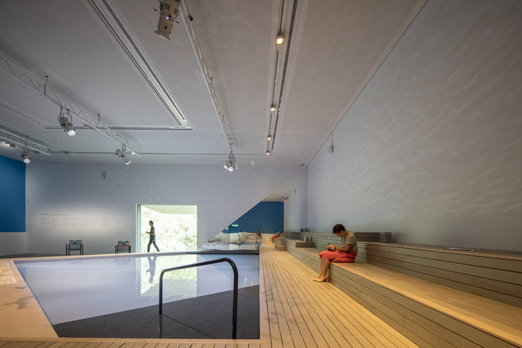 The Pool: Inside Australia's Pavilion at the 2016 Venice Biennale, The Pool – Architecture, Culture and Identity in Australia. Image © Laurian Ghinitoiu