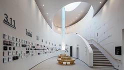 Centro de Control de Desastres del Cuerpo de Bomberos de la Ciudad de Minamisoma / Tetsuo Kobori Architects + Nagayama Architect Office