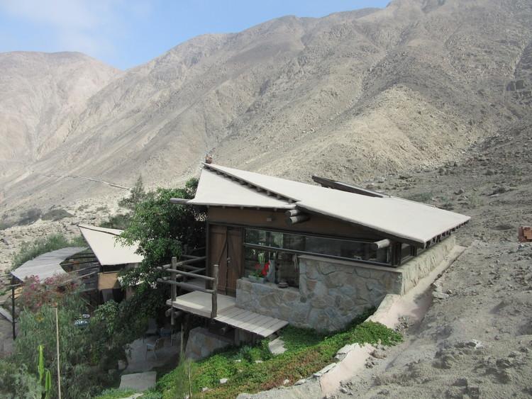 Centro de Interpretación en Lima, Perú. Image Cortesía de TERRA Award