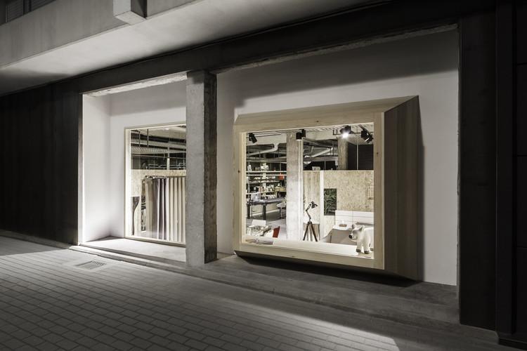 Concept Habitat  / NAN Arquitectos, © Iván Casal Nieto