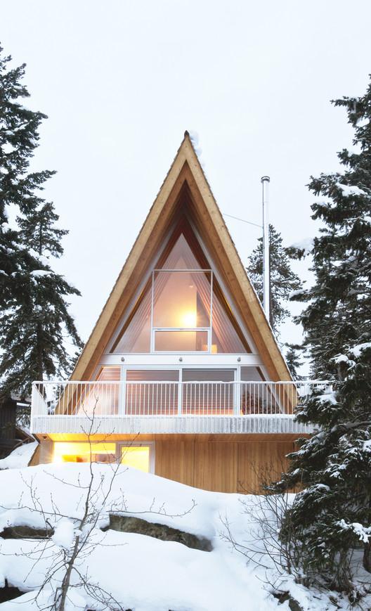 Cabaña Whistler / Scott & Scott Architects , © Scott and Scott Architects