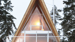 Cabaña Whistler / Scott & Scott Architects