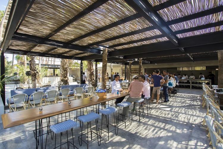 ACRE bar y restaurant / fabriKG Arquitectura & Paisaje. Image Cortesía de TERRA Award