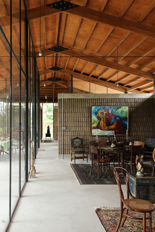 Casa Lienzo de Barro / Chaquiñán. Image © Jerónimo Zúñiga