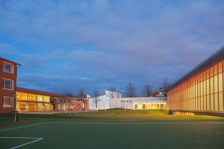Centro deportivo NOBIS – EFTERSLÆGTEN / LAARK, © Henrik Dons Christensen