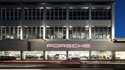 Porsche Lisbon Center / OW arquitectos