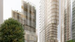 PTW Reveal Trio of Towers for Parramatta, Australia