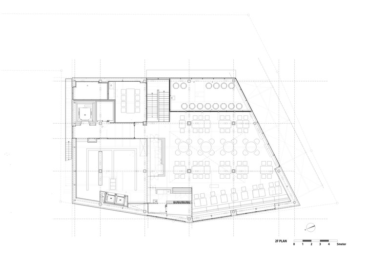 Spring valley brewery tokyo general design archdaily for Brewery floor plan software