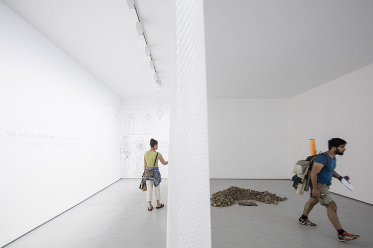 REBOOT, 2 lecciones de arquitectura / Pabellón de Uruguay en la Bienal de Venecia 2016. Image © Laurian Ghinitoiu